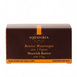 Beurre mauresque aux 2 figues (pot de 150ml)