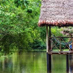Rituel en Amazonie