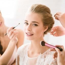 Maquillage mariée avec essai