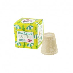 Déodorant solide palmarosa Lamazuna
